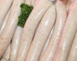 Chicken Kiev Sausages