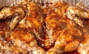 Whole Butterflied Chicken