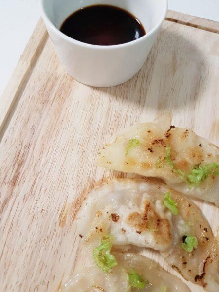 Chicken Dumplings (Gyoza) | Recipes | Deagon Bulk Meats