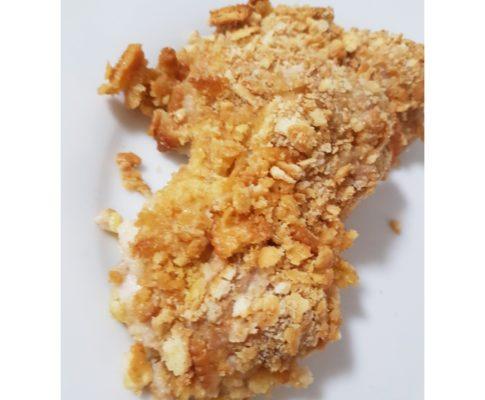 Ritz Cracker Chicken