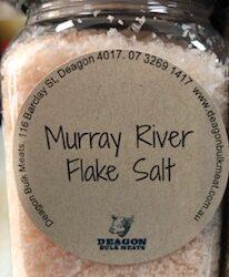 Murray River Flake Pink Salt Brisbane North